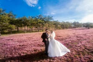 Bật mí 4 địa điểm chụp hình cưới Đà Lạt đẹp nhất