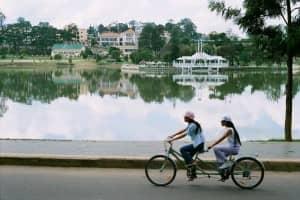 Vì sao nên thuê xe đạp Đà Lạt