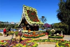 Các địa điểm du lịch hấp dẫn ở trung tâm thành phố Đà Lạt