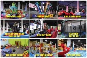 Các khu vui chơi trẻ em ở Đà Lạt bạn nên biết