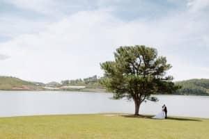 Chụp hình cưới Đà Lạt mấy ngày thì xong?