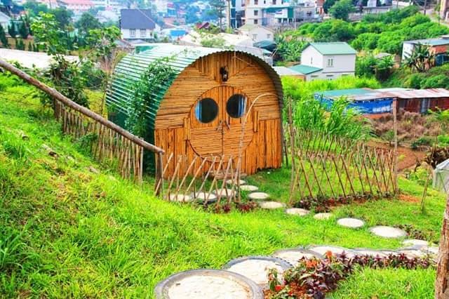 Hobbit Villa - Homestay đà lạt