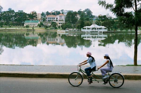thuê xe đạp Đà Lạt