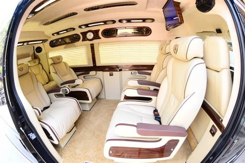 xe limousine đi Đà Lạt